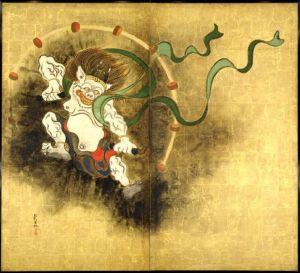 Rajin, God of Thunder