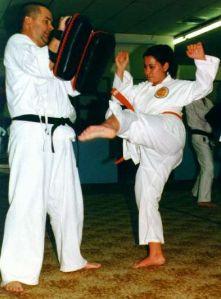 Pads Karate