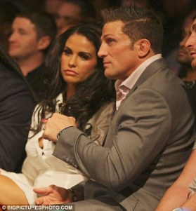 Alex Reid and Jordan